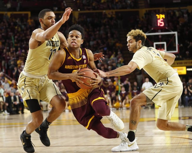 NCAA BB | Arizona State Sun Devils (8-1) at Vanderbilt Commodores (6-2)