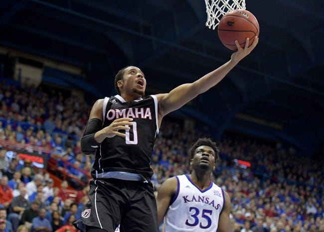 Omaha vs. Fort Wayne - 2/10/18 College Basketball Pick, Odds, and Prediction