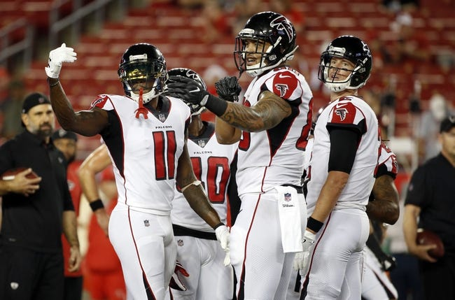 Atlanta Falcons vs. Cincinnati Bengals - 9/30/18 NFL Pick, Odds, and Prediction