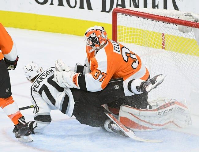 Los Angeles Kings vs. Philadelphia Flyers - 11/1/18 NHL Pick, Odds, and Prediction