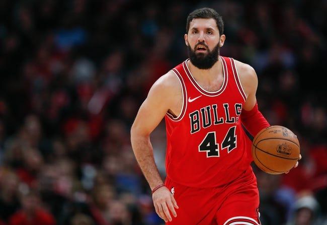 Chicago Bulls vs. Portland Trail Blazers - 1/1/18 NBA Pick, Odds, and Prediction