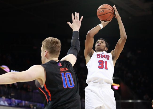 Connecticut vs. SMU - 3/8/18 College Basketball Pick, Odds, and Prediction