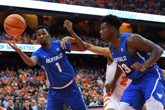Buffalo vs. Kent State - 2/13/18 College Basketball Pick, Odds, and Prediction