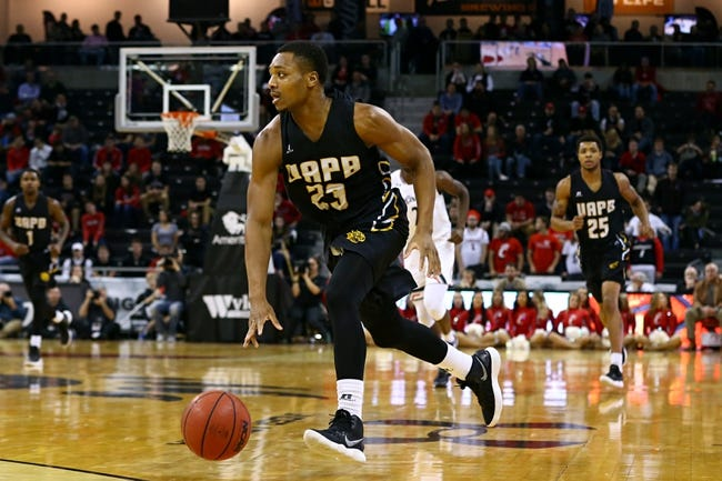 NCAA BB | Arkansas-Pine Bluff at Grambling