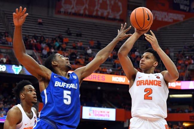 Buffalo vs. Toledo - 1/2/18 College Basketball Pick, Odds, and Prediction
