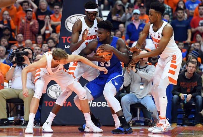 NCAA BB | Buffalo Bulls (10-0) at Syracuse Orange (7-3)