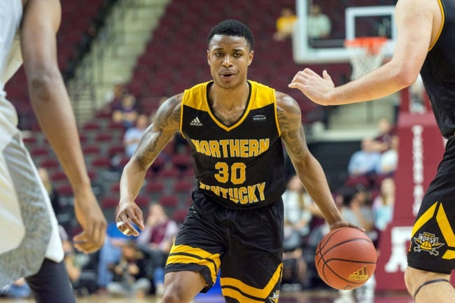 Northern Kentucky vs. Youngstown State - 2/19/18 College Basketball Pick, Odds, and Prediction