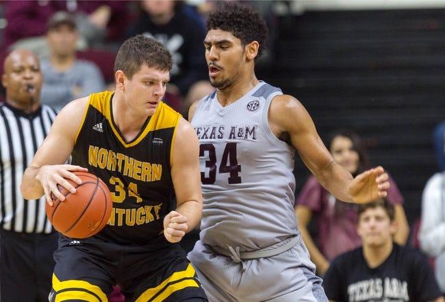 NCAA BB | Northern Illinois Huskies (6-4) at Northern Kentucky Norse (9-3)