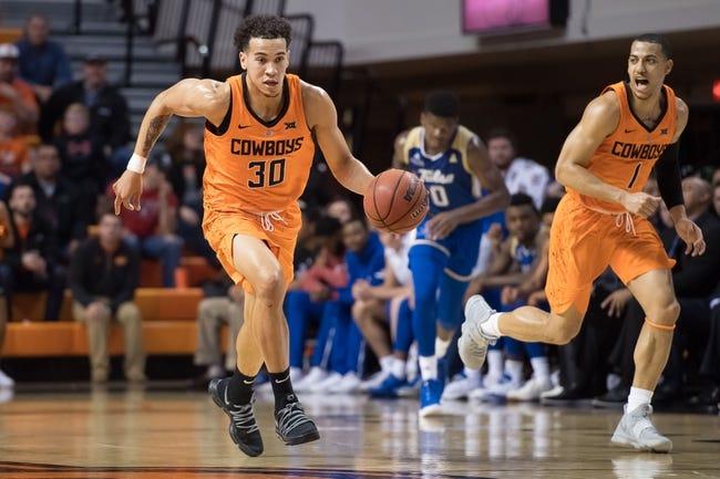 Tulsa vs. Oklahoma State - 12/5/18 College Basketball Pick, Odds, and Prediction