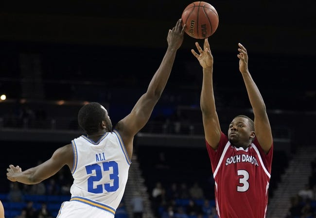 NCAA BB | South Dakota at Western Illinois