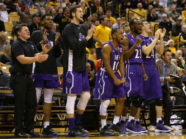 Southeastern Louisiana vs. Stephen F. Austin - 3/10/18 College Basketball Pick, Odds, and Prediction
