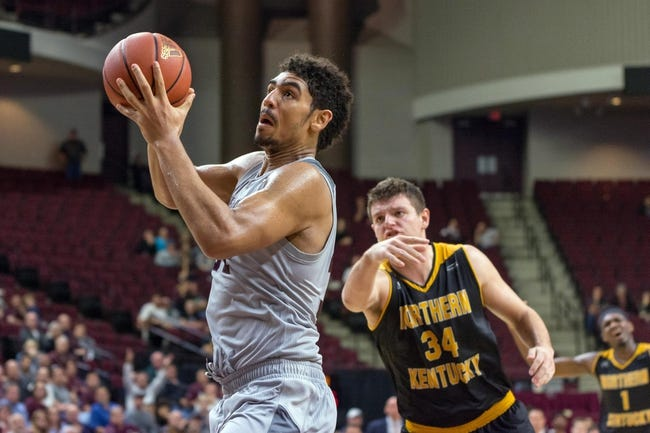 NCAA BB | Northern Kentucky Norse (8-2) at Eastern Kentucky Colonels (5-4)