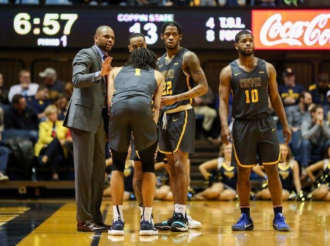 North Carolina Central vs. Coppin State - 3/6/18 College Basketball Pick, Odds, and Prediction
