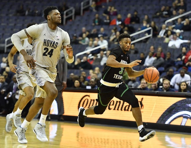 North Texas vs. Western Kentucky - 2/15/18 College Basketball Pick, Odds, and Prediction