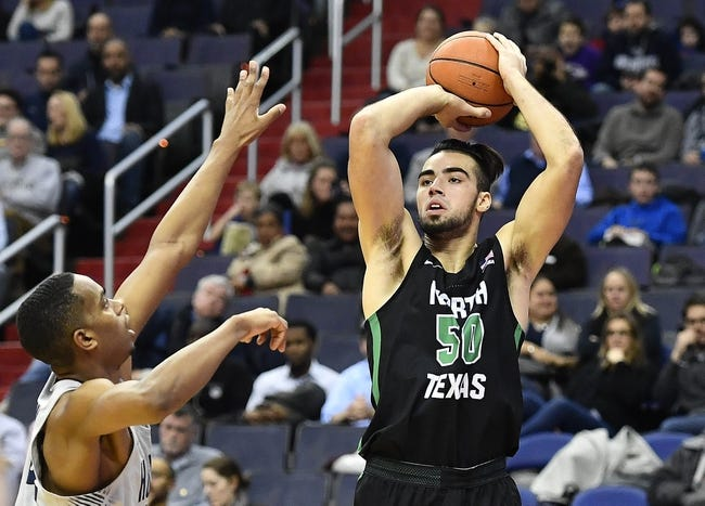 NCAA BB | North Texas Mean Green (7-6) at UTEP Miners (5-7)