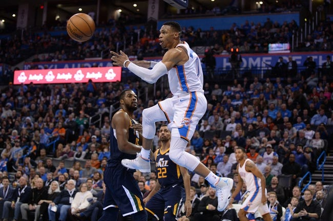 2018 NBA Playoffs: Position-By-Position Breakdown Of Oklahoma City Thunder-Utah Jazz