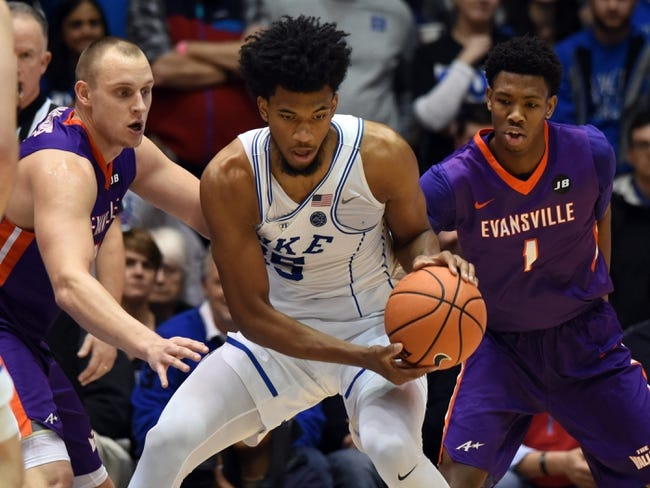 NCAA BB | Evansville at Indiana State