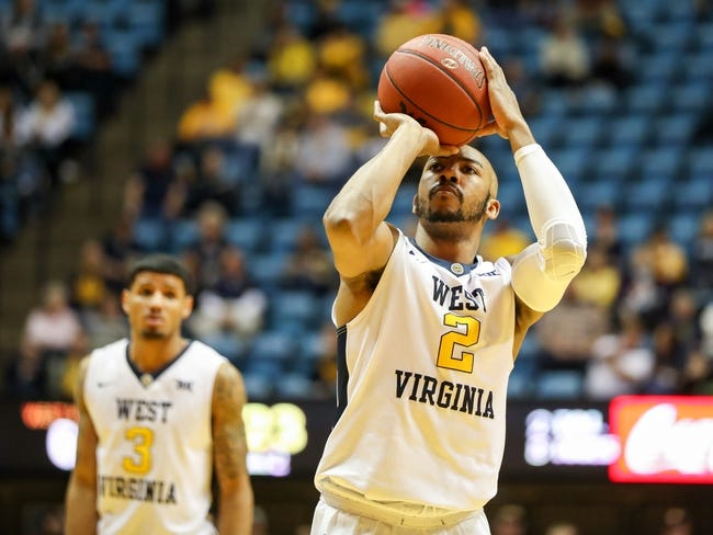 West Virginia vs. Fordham - 12/23/17 College Basketball Pick, Odds, and Prediction