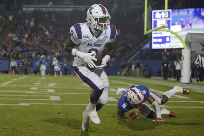 South Alabama vs. LA Tech - 9/1/18 College Football Pick, Odds, and Prediction