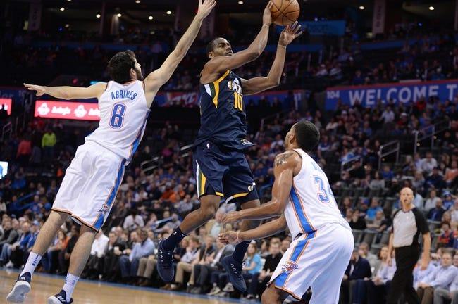 Utah Jazz vs. Oklahoma City Thunder - 12/23/17 NBA Pick, Odds, and Prediction
