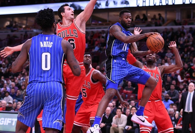 NBA | Orlando Magic (18-37) at Chicago Bulls (19-36)