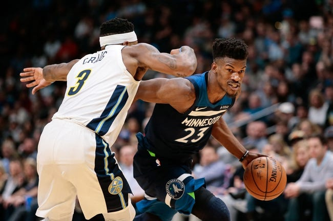 Minnesota Timberwolves vs. Denver Nuggets - 12/27/17 NBA Pick, Odds, and Prediction