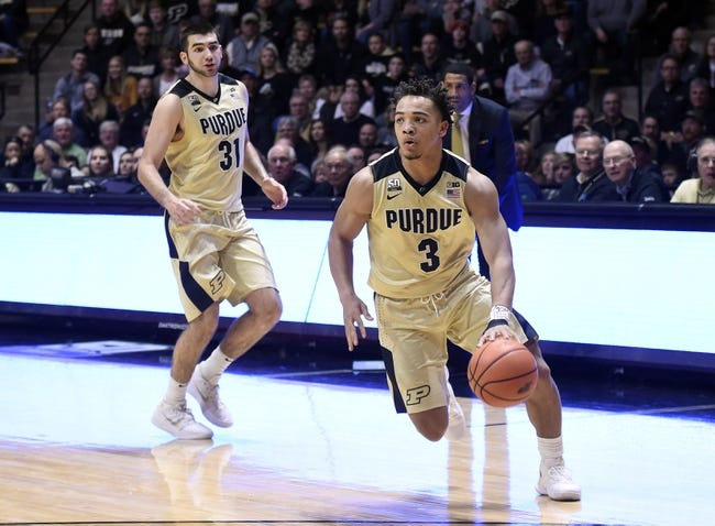 Purdue vs. Lipscomb - 12/30/17 College Basketball Pick, Odds, and Prediction