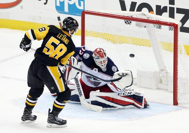 Pittsburgh Penguins vs. Columbus Blue Jackets - 12/27/17 NHL Pick, Odds, and Prediction