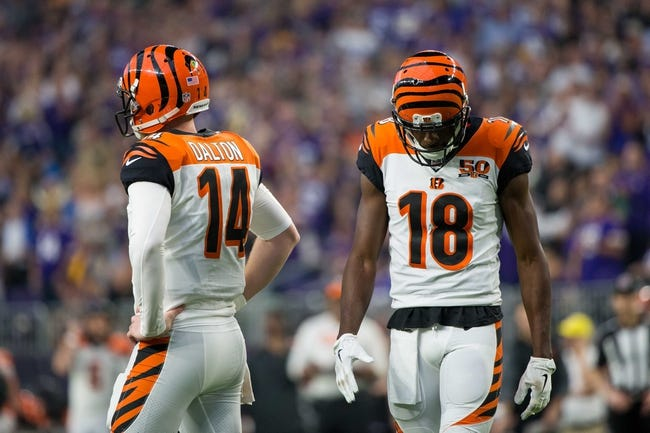 Cincinnati Bengals vs. Chicago Bears - 8/9/18 NFL Pick, Odds, and Prediction