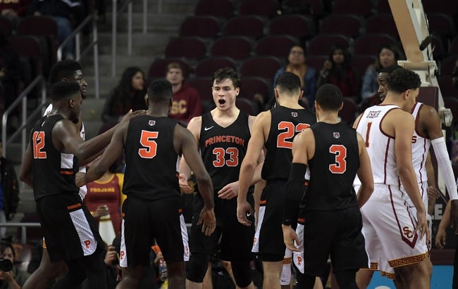 NCAA BB   Princeton Tigers (4-3) at St. John's Red Storm (8-0)