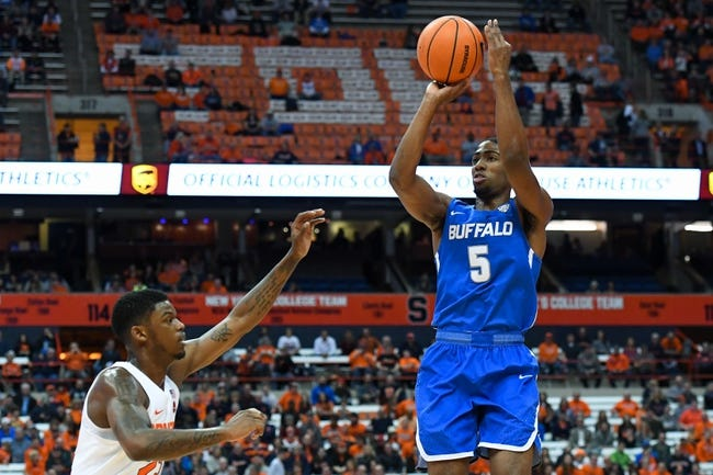 Buffalo vs. Kent State - 3/9/18 College Basketball Pick, Odds, and Prediction