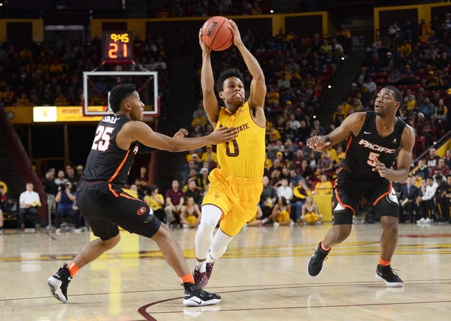 Arizona vs. Arizona State - 12/30/17 College Basketball Pick, Odds, and Prediction