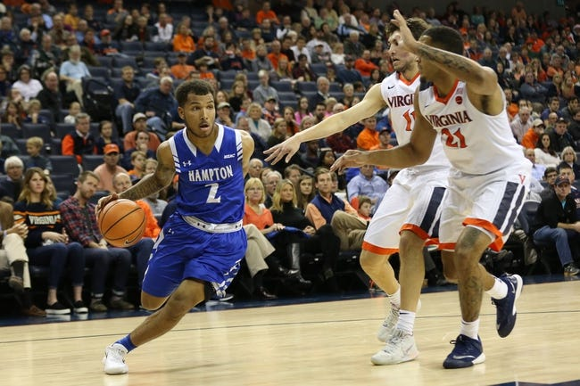Hampton vs. North Carolina Central - 3/10/18 College Basketball Pick, Odds, and Prediction