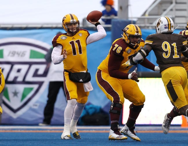 Kentucky vs. Central Michigan - 9/1/18 College Football Pick, Odds, and Prediction