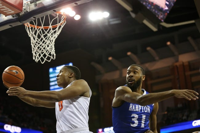 Hampton vs. North Carolina A&T - 3/9/18 College Basketball Pick, Odds, and Prediction