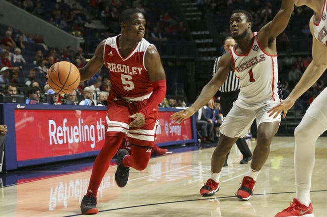 Bradley vs. New Mexico - 12/1/18 College Basketball Pick, Odds, and Prediction
