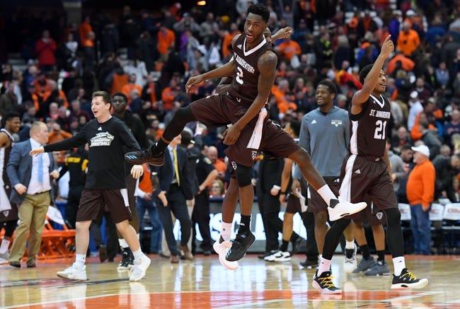 Saint Joseph's vs. St. Bonaventure - 1/6/18 College Basketball Pick, Odds, and Prediction