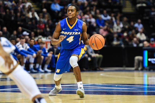 Hofstra vs. James Madison - 1/5/18 College Basketball Pick, Odds, and Prediction