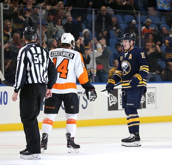 Philadelphia Flyers vs. Buffalo Sabres - 1/7/18 NHL Pick, Odds, and Prediction