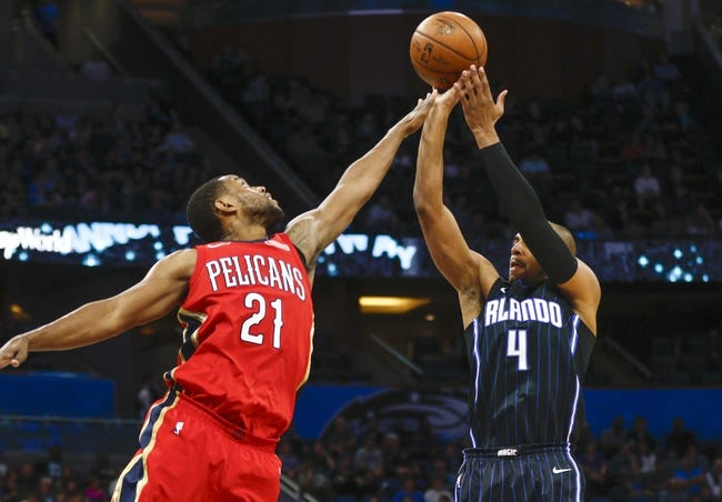 NBA | Orlando Magic at New Orleans Pelicans