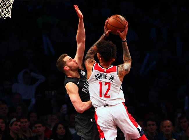 NBA | Brooklyn Nets (16-26) at Washington Wizards (24-18)