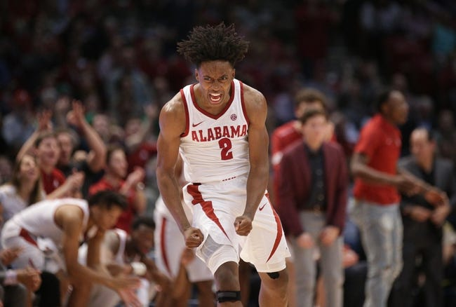 Alabama vs. Texas A&M - 12/30/17 College Basketball Pick, Odds, and Prediction