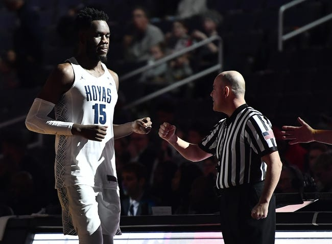 Georgetown vs. Butler - 12/27/17 College Basketball Pick, Odds, and Prediction