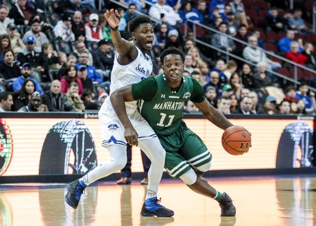 Marist vs. Manhattan - 1/2/18 College Basketball Pick, Odds, and Prediction