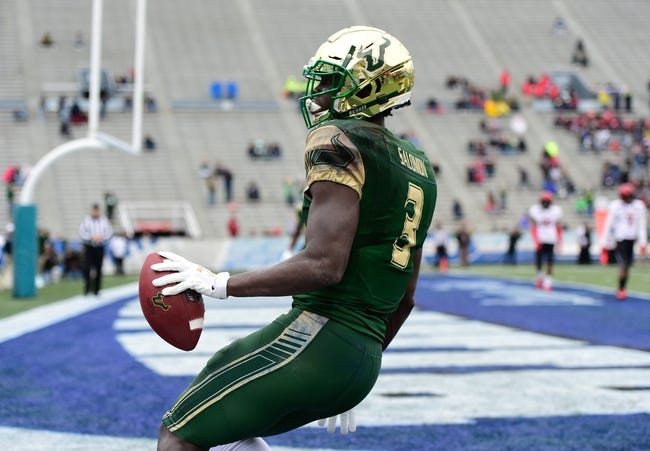 USF vs. Georgia Tech - 9/8/18 College Football Pick, Odds, and Prediction