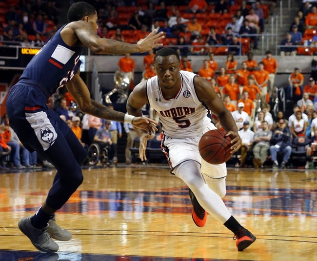 Auburn vs. Cornell - 12/30/17 College Basketball Pick, Odds, and Prediction