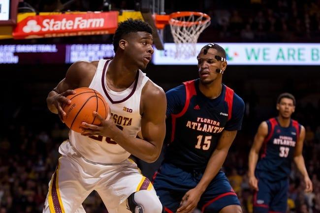 NCAA BB | FAU at North Texas