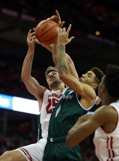 NCAA BB | Oakland Grizzlies (9-5) at Wisconsin-Green Bay Phoenix (6-8)