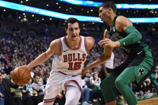 Chicago Bulls vs. Boston Celtics - 3/5/18 NBA Pick, Odds, and Prediction
