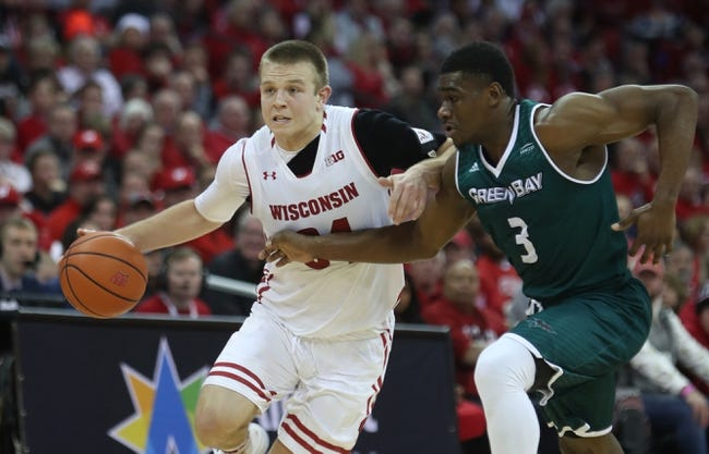 Wisconsin-Green Bay vs. Detroit - 12/28/17 College Basketball Pick, Odds, and Prediction